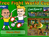 Free fight world cup - Juegos de fútbol world cup