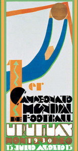 afiche mundial 1930
